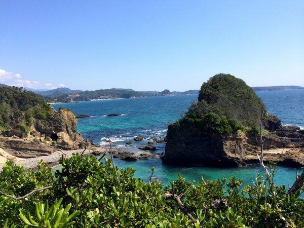 Dimanche 14 Septembre, week-end à Izu.