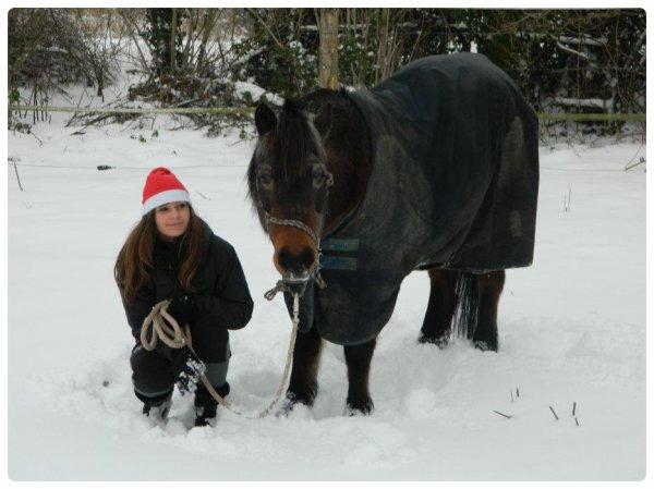 """"""" Ce poney m'a donné ce qui me paraissait inimaginable """""""