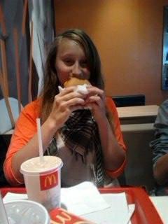 burgers make you happy
