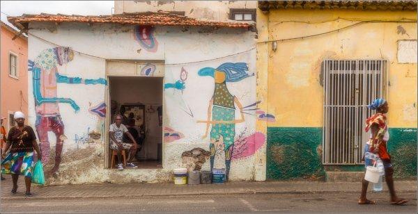Quelques vues typiques du Cap Vert, suite et fin...