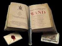 Chez Ollivander - Fabricants de baguettes magiques depuis 382 avant J.-C