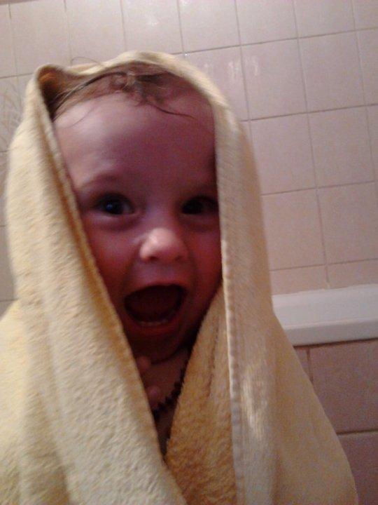 petite nouvelle de Mathilde a paque ou encor chez marraine et au bain !!