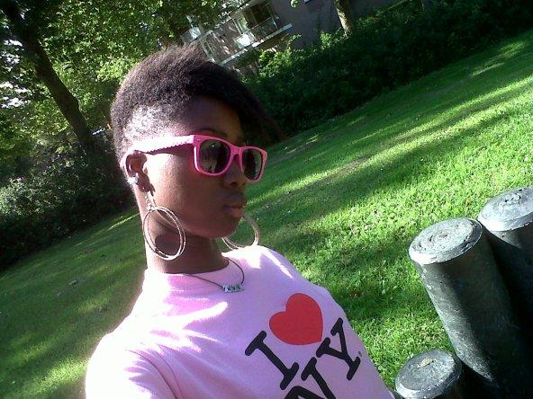 i'm pink and i'm titi minja baby