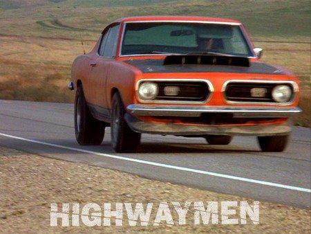 Highwaymen  Plymouth Barracuda de 1968