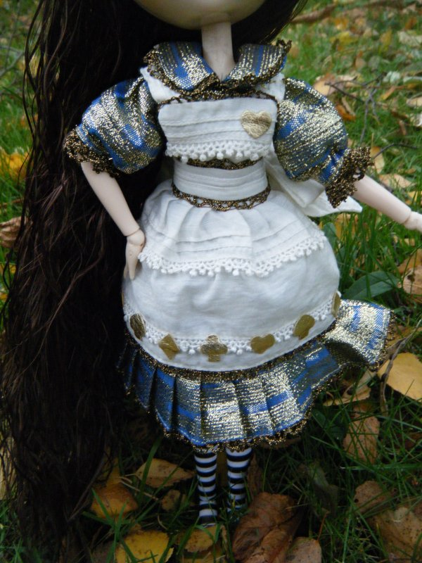 Suite de ~Zoé avec l'outfit de la Pullip Another Alice~