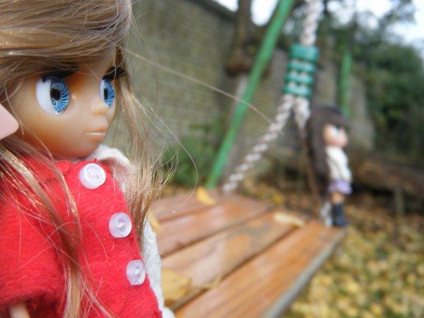 Suite 1 de ~Andréa et Kimberley dans le jardin~