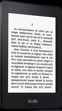 Mon avis sur la liseuse Kindle Paperwhite d'Amazon