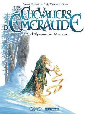 Les Chevaliers d'Émeraude (BD)