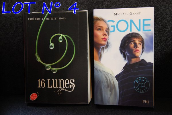 CONCOURS N° 1 !