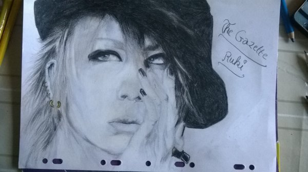 The Gazette, Ruki
