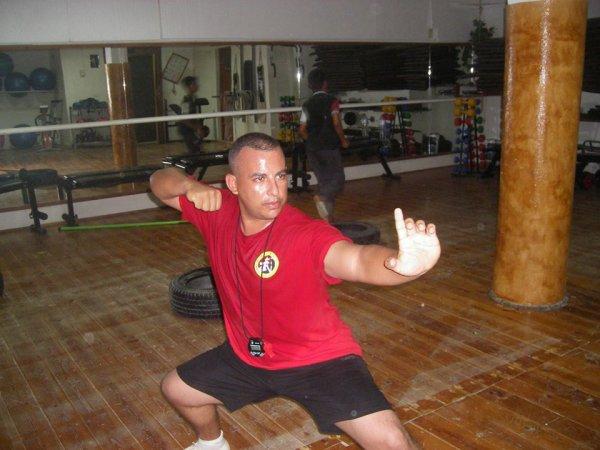 mon  club  de kungfu