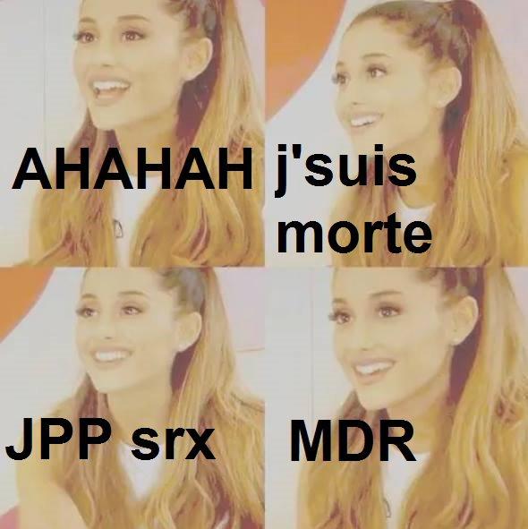 Ariana lol