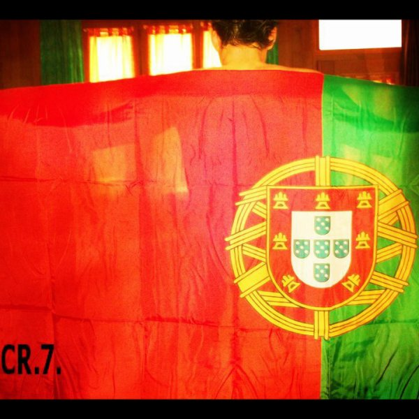 CR7 HAllA MADRiiD <3