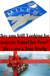 Are you Still Looking for ways to Travel for Free? Here are a Few Tricks
