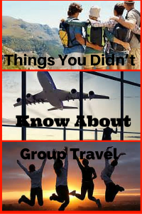 Things You Didn't Know About Group Travel
