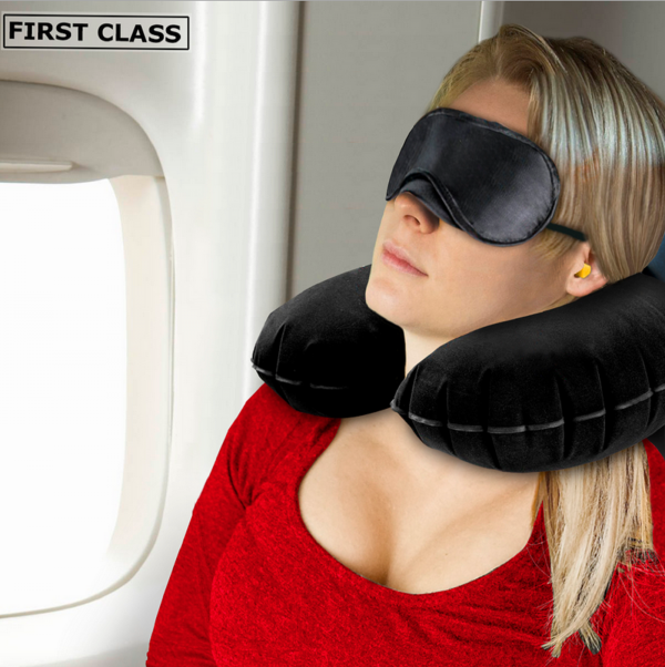 HOW TO GET A BETTER SLEEP ON YOUR FLIGHT