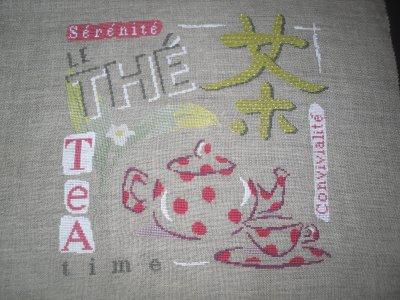 lilipoints G007 le thé