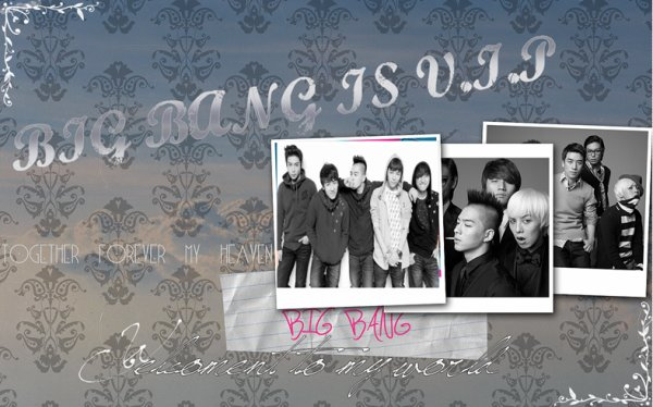 Yosh' !~ x-BigBang-Fic-x ; art.o1 안녕하세요 ~ Annyeong! ♫ » / Amis ? / Fans ? / Tourner le blog ?