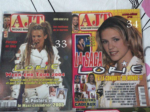 Magazines Hors Série
