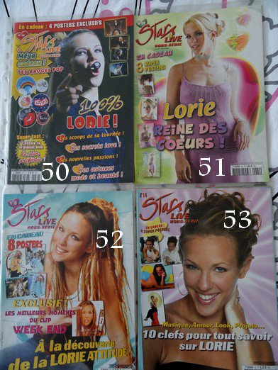 Magazines Hors série (FIN)