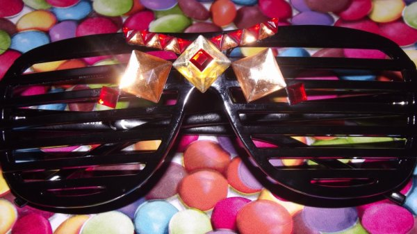 Lunettes persiennes By SimplyQuality
