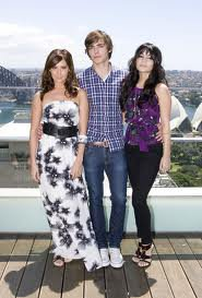 Zac Efron,Vanessa Hudgens et Ashley Tisdale