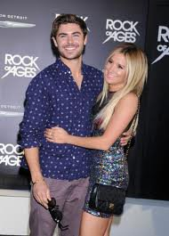 Zac et Ashley 2012