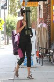 PHOTOS Vanessa Hudgens Spandex Booty Flash le 06/08/2012