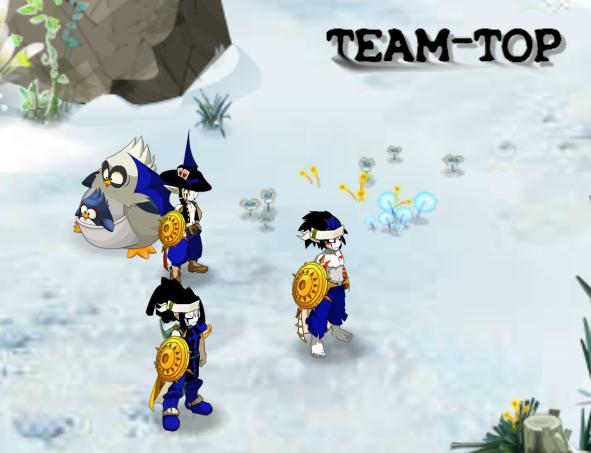 DÉBUT de la team !!