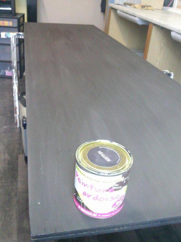 Chantier du 25/06/2012
