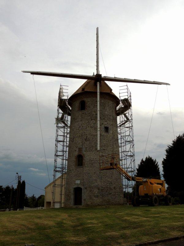 Fête du Moulin...