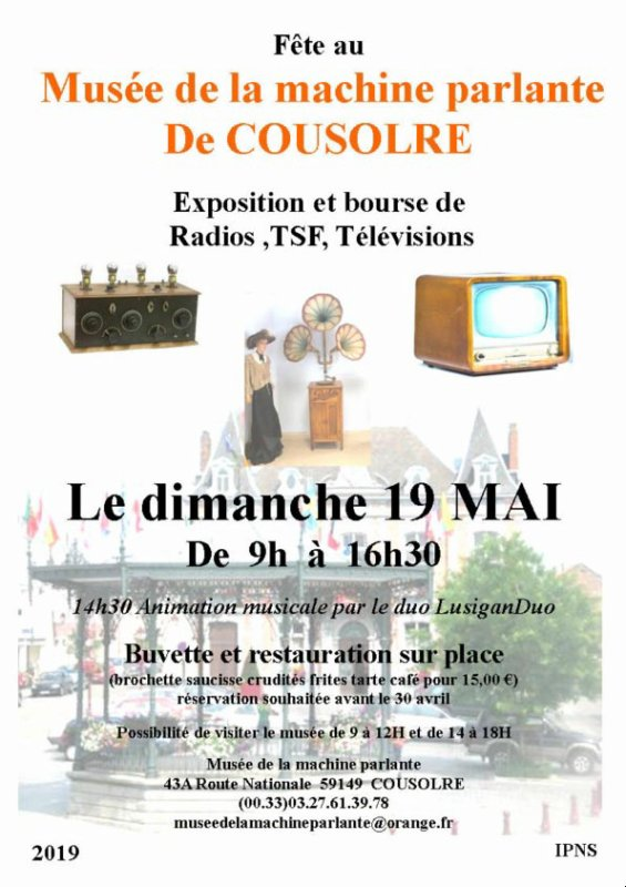 Expo Radio à Cousolre.