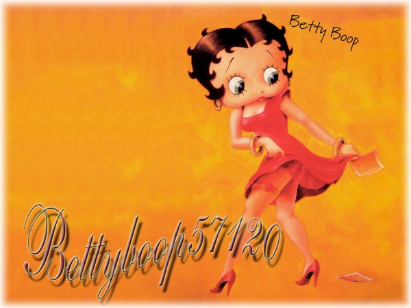 pour bettyboop57120