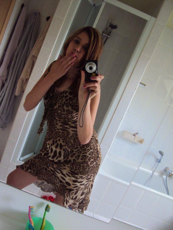 Moi Tracy 18 ans