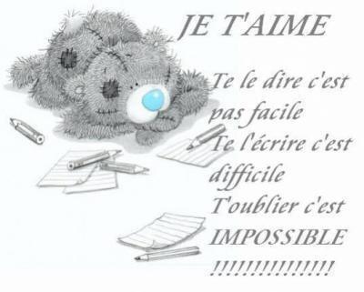 Jolie Texte Amour Amitié Jaime La Vieun Monde Fait D