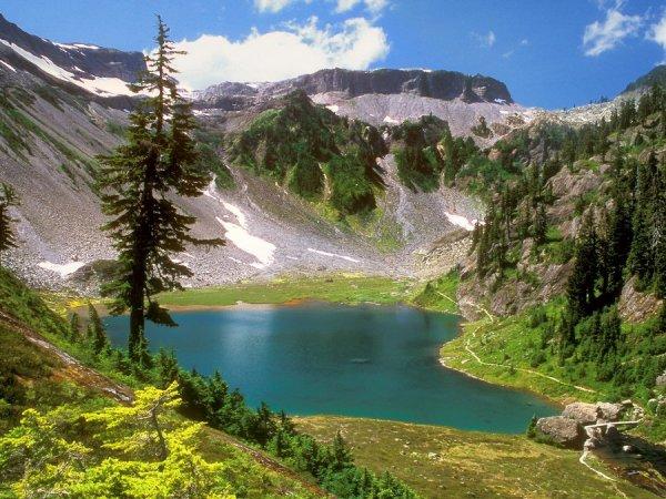 pour  de  bonne  randonnée   superbe  la  nature