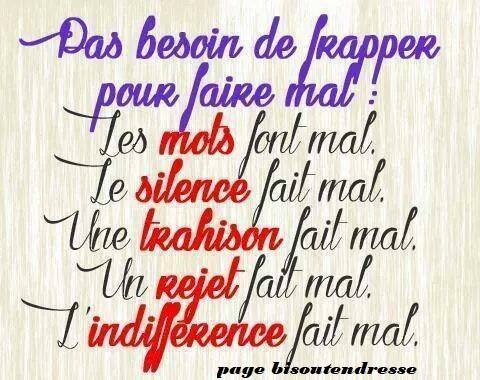 bonnes paroles