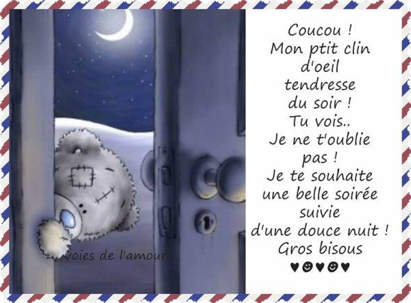 bonne nuit et doux rêves 😫😪