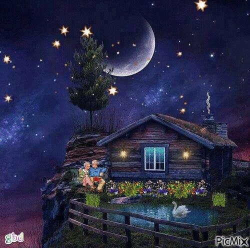 bonne nuit 😊 bisous