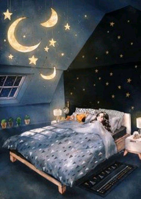 Bonne nuit mes chéris bisous bisous ☺️