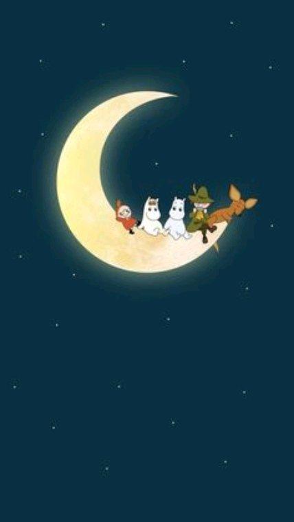 Bonne nuit bisous ☺️