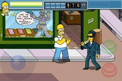 Simpson le jeu