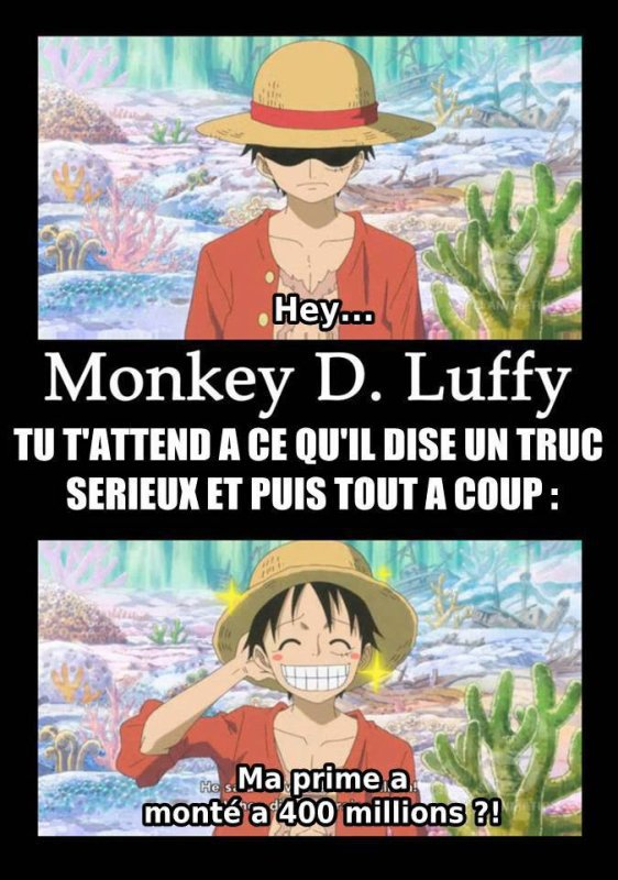 image drole one piece