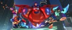 Les nouveaux héros!!! (big hero6) (`・ω・´)
