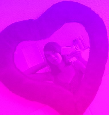 hobi purple& hobii pink jahdere <3 <3