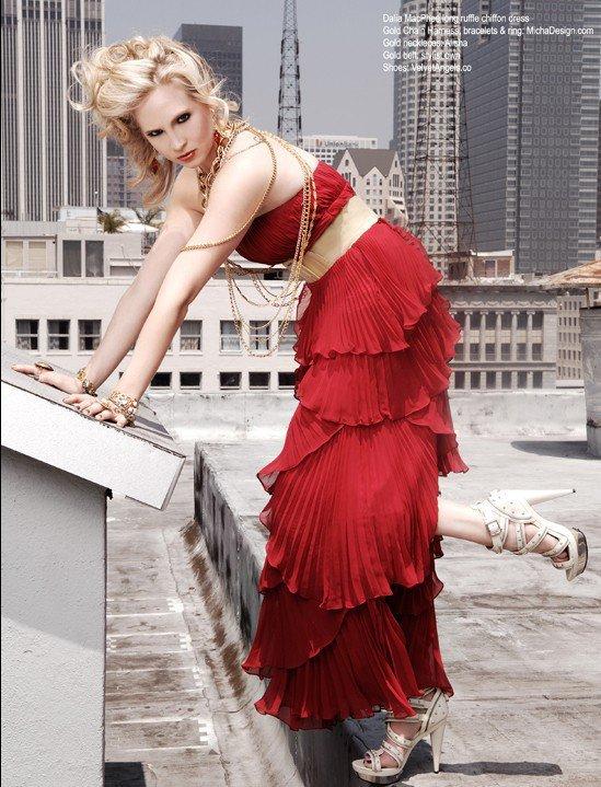 Photoshoots Candice Regard Magazine