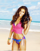 Phototshoot Nina Dobrev Seventeen Fitness Magazine