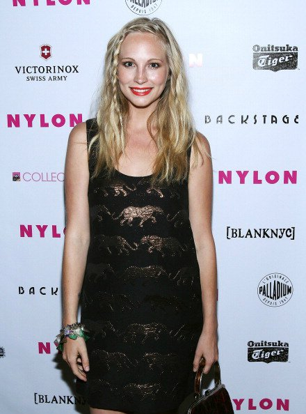 Nylon Magazine The Young Hollywood Party 2012
