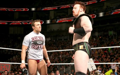 WWE Monday Night Raw du 21 mars a Pittsburgh, Pennsylvanie.