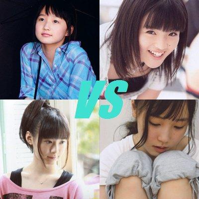 RIho VS Kanon VS Erina VS Mizuki